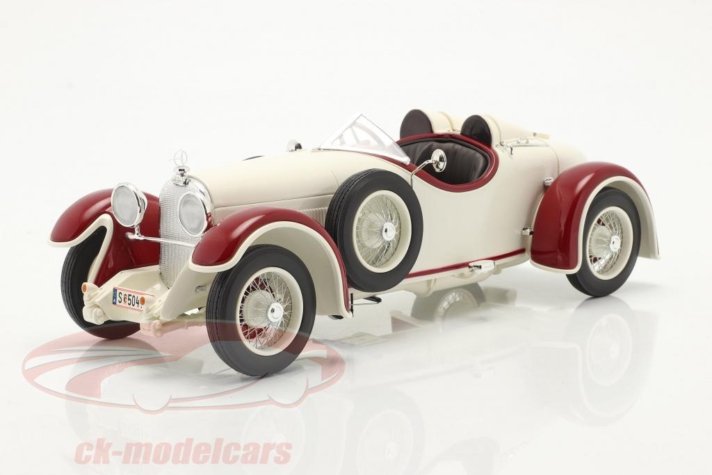 fahrtraum-1-18-austro-daimler-adr-6-sport-torpedo-year-1929-white-red-ck65835/