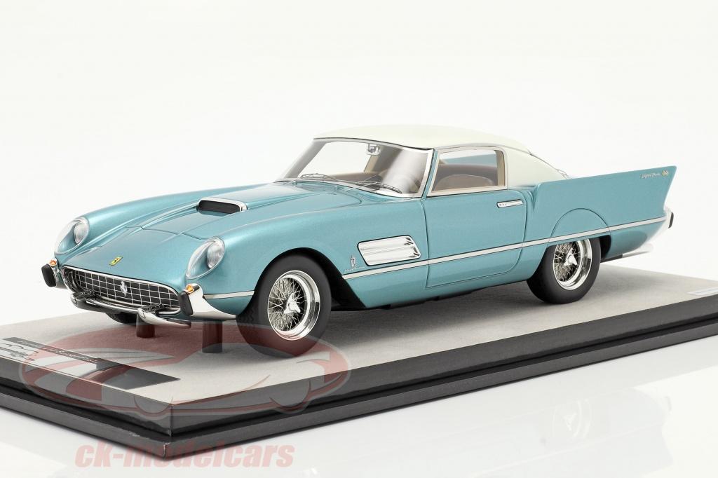 tecnomodel-1-18-ferrari-410-superfast-0483sa-1956-azuurblauw-metalen-wit-tm18-160c/