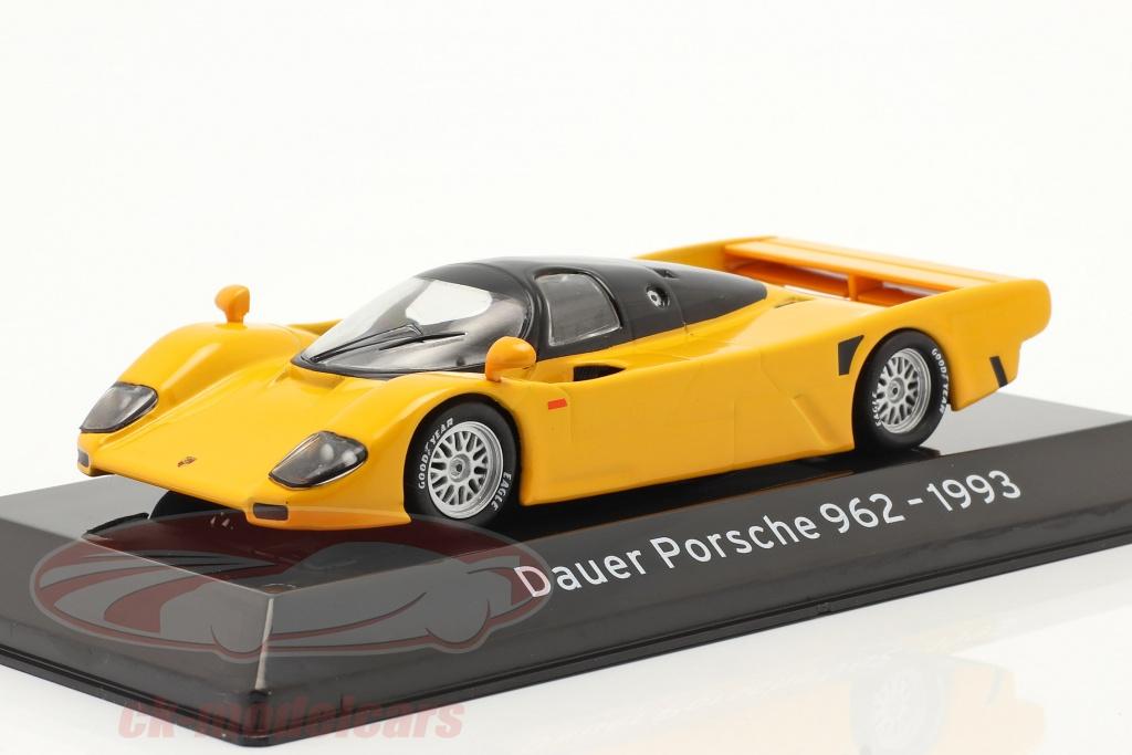 altaya-1-43-dauer-porsche-962-anno-di-costruzione-1993-giallo-arancio-ck65889/