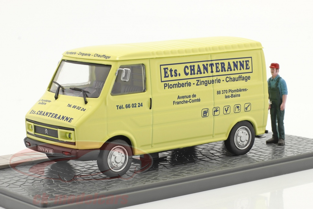 atlas-1-43-citroen-c35-furgoneta-caja-fontanero-amarillo-claro-azul-2428017/