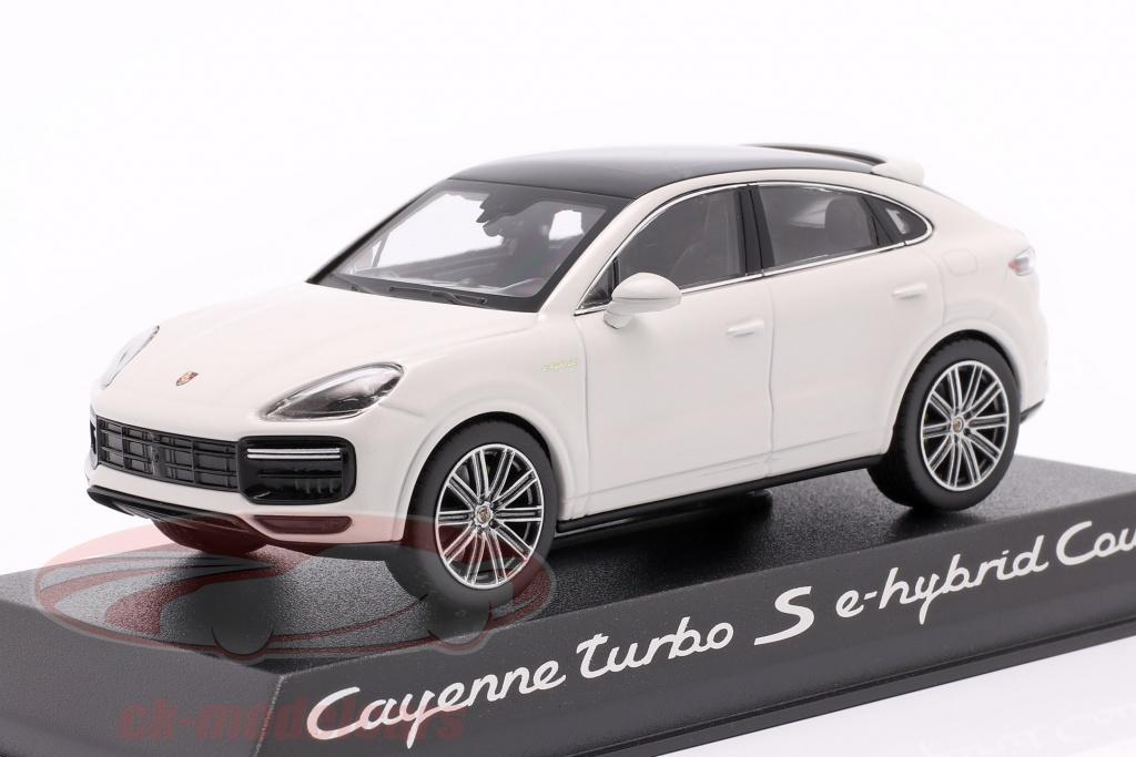 norev-1-43-porsche-cayenne-turbo-s-e-hybrid-coupe-2019-carrara-white-wap0203210k/