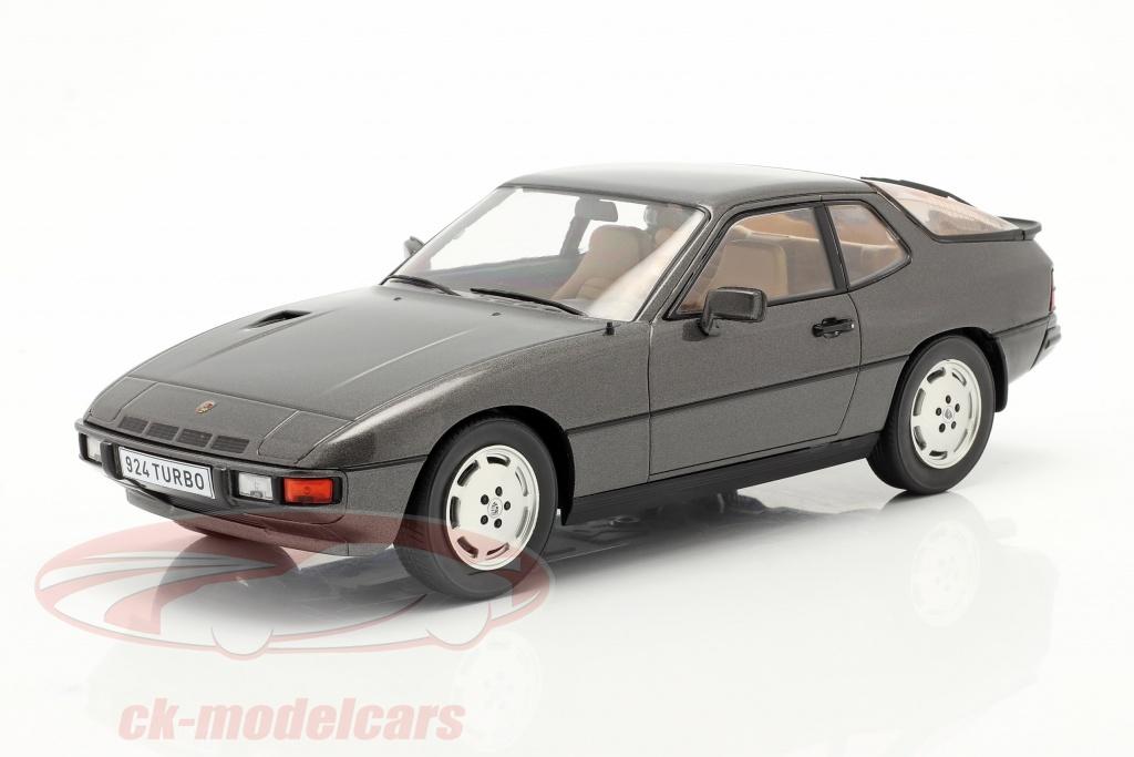 modelcar-group-1-18-porsche-924-turbo-annee-de-construction-1979-gris-fonce-metallique-mcg18193/