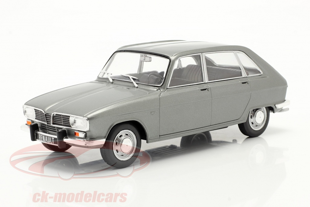 whitebox-1-24-renault-16-anno-di-costruzione-1965-grigio-argento-metallico-wb124047/
