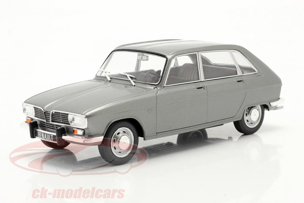 whitebox-1-24-renault-16-year-1965-silver-grey-metallic-wb124047/