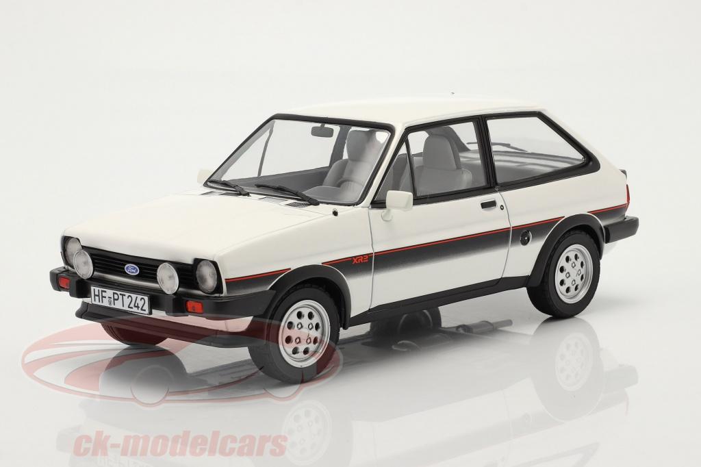 norev-1-18-ford-fiesta-xr2-year-1981-white-black-182742/