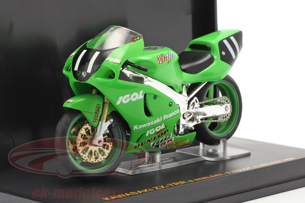 ixo-1-24-kawasaki-2x-7rr-no11-le-mans-1999-bixj000012/