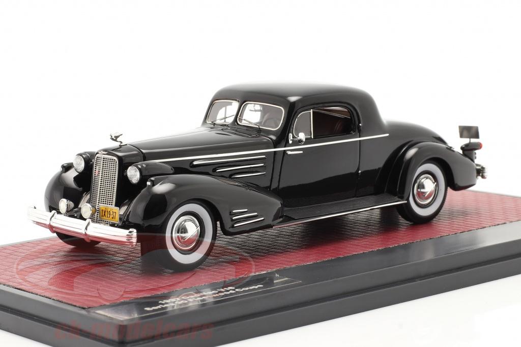 matrix-1-43-cadillac-v16-series-90-fleetwood-coupe-bygger-1937-sort-mx50301-161/
