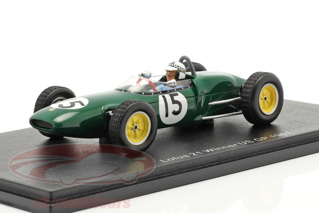 spark-1-43-innes-ireland-lotus-21-no15-vinder-usa-gp-formel-1-1961-s7136/