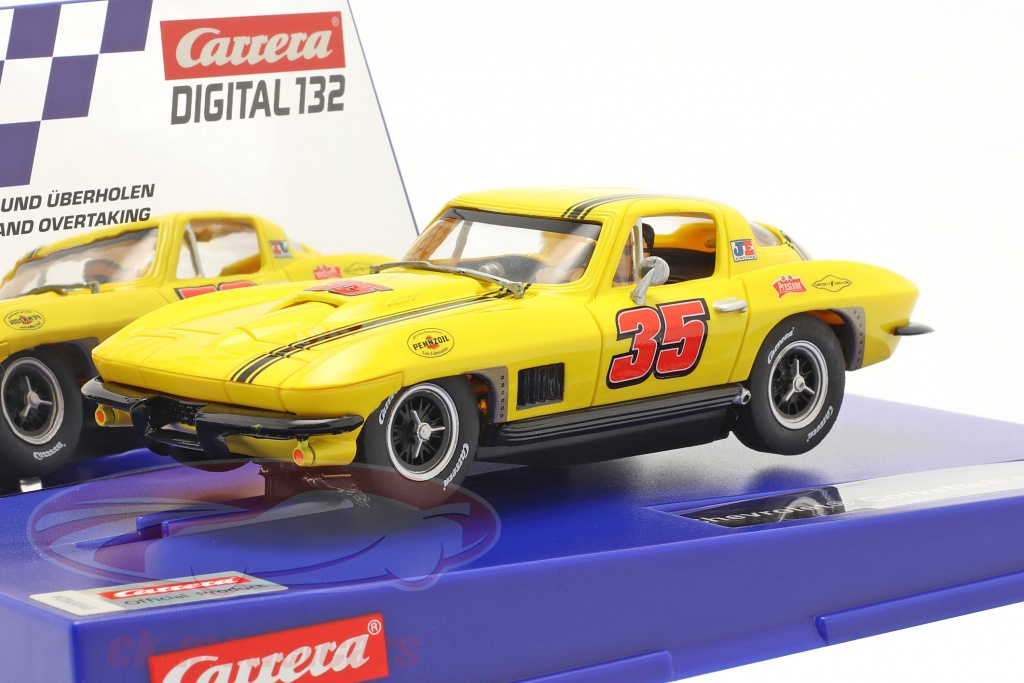 carrera-toys-gmbh-1-32-digital-132-slotcar-chevrolet-corvette-sting-ray-no35-carrera-20030906/