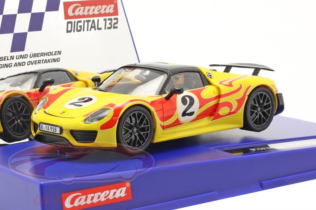 carrera-toys-gmbh-1-32-digital-132-slotcar-porsche-918-spyder-no2-carrera-20030877/
