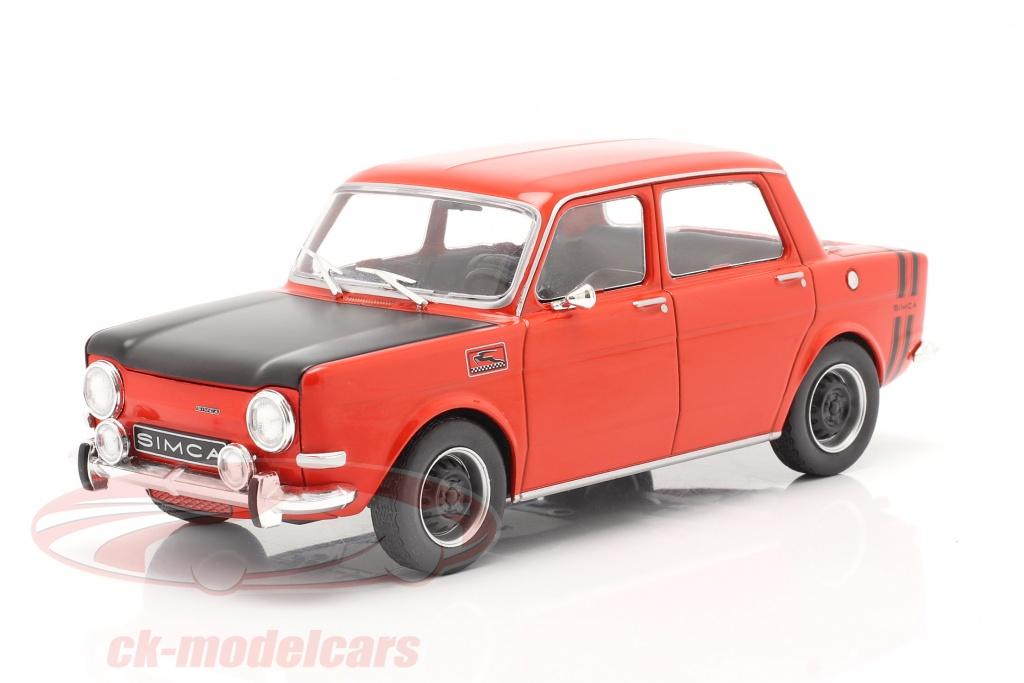 whitebox-1-24-simca-1000-rallye-2-anno-di-costruzione-1970-rosso-nero-wb124050/