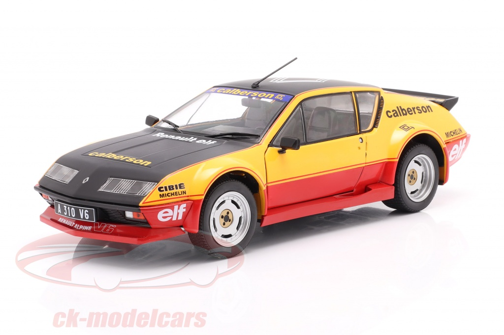 solido-1-18-renault-alpine-a310-calberson-evocation-1983-orange-s1801204/