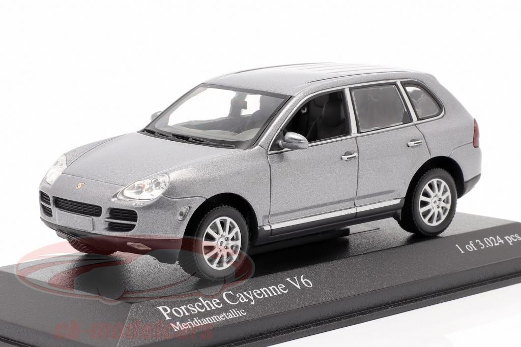 minichamps-1-43-porsche-cayenne-v6-jaar-2003-grijs-400061010/