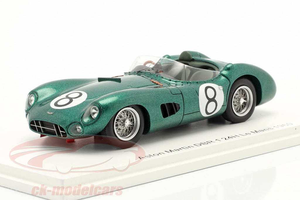 spark-1-43-aston-martin-dbr-1-no8-24h-lemans-1960-baillie-fairman-s2444/