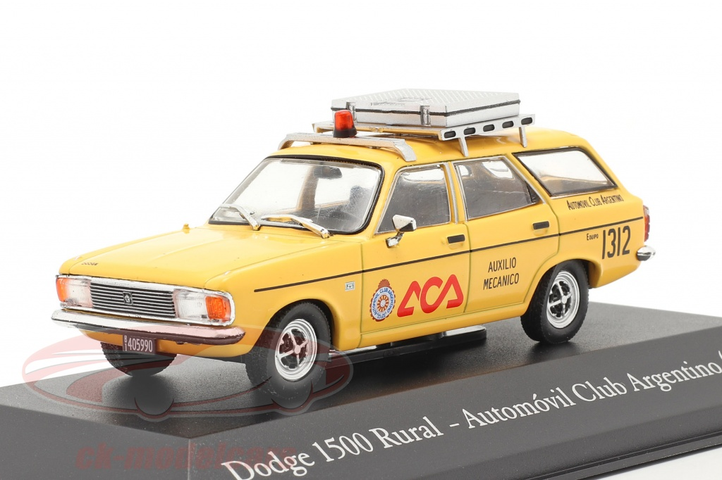 altaya-1-43-dodge-1500-rural-club-automobile-argentine-1978-jaune-ser22/