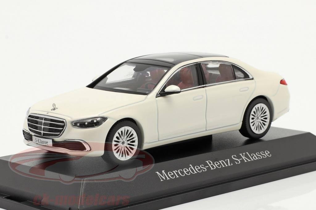 herpa-1-43-mercedes-benz-classe-s-v223-ano-de-construcao-2020-designo-diamante-branco-brilhante-b66960632/