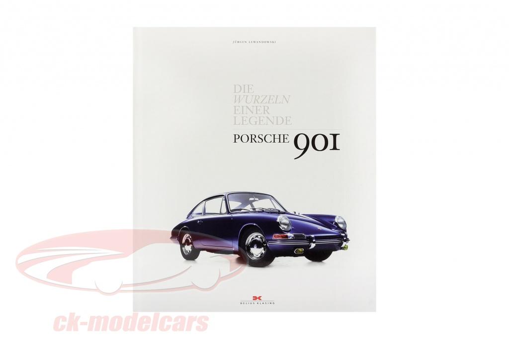 book-porsche-901-the-root-one-legend-by-juergen-lewandowski-978-3-7688-3428-5/