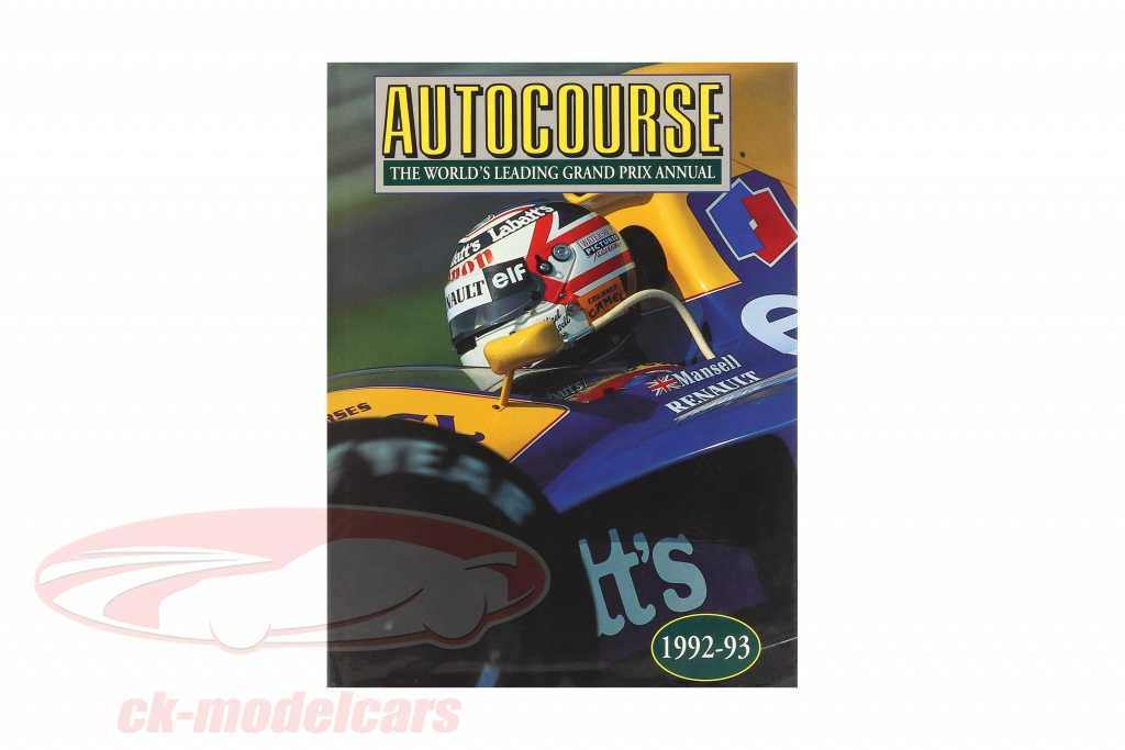 libro-autocourse-1992-1993-the-worlds-leading-grand-prix-annual-inglese-0-905138-96-1/