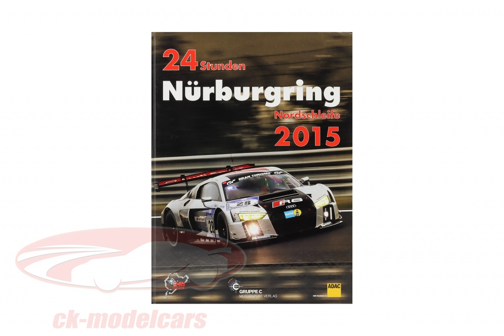 book-24-hours-nuerburgring-nordschleife-2015-group-c-motorsport-publishing-company-978-3-928540-78-0/