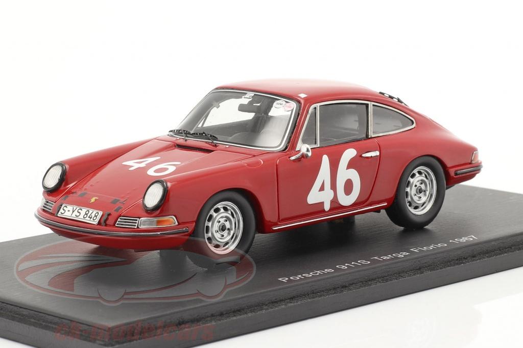 spark-1-43-porsche-911-s-no46-targa-florio-1967-cahier-killy-s4024/
