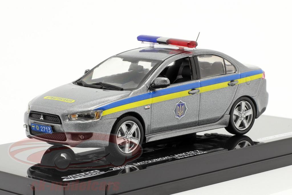 vitesse-1-43-mitsubishi-lancer-x-polizei-ukraine-29311/