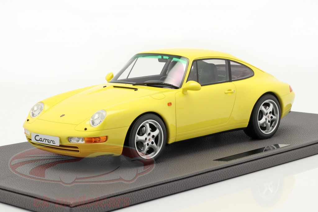 topmarques-1-12-porsche-911-993-carrera-2-annee-de-construction-1994-jaune-tm12-18a/