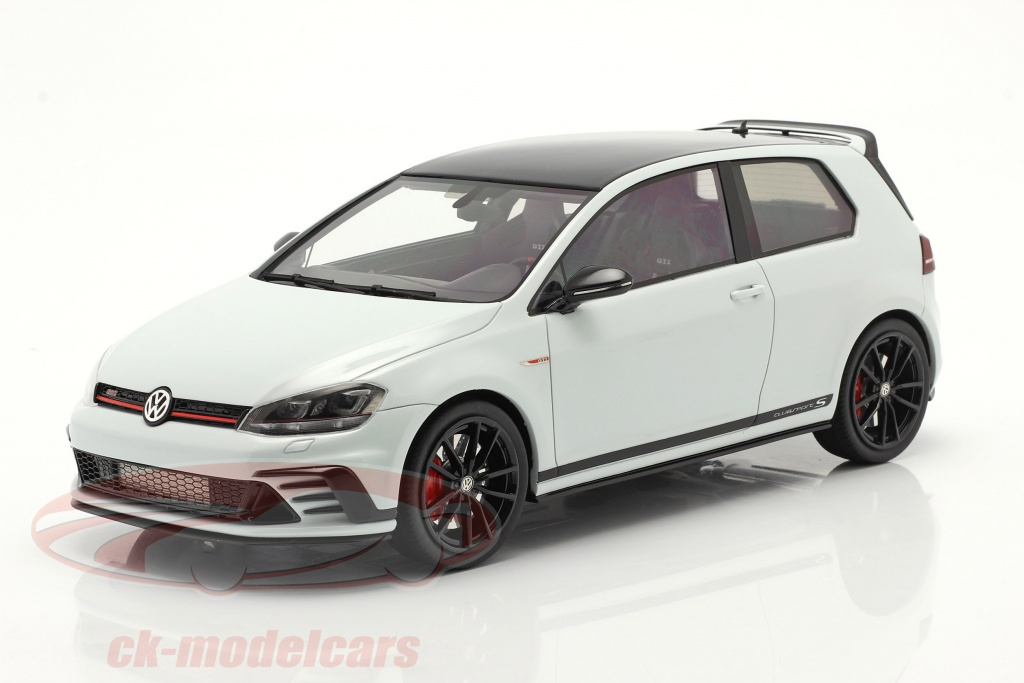 dna-collectibles-1-18-volkswagen-vw-golf-gti-clubsport-s-bygger-2014-hvid-dna000037/