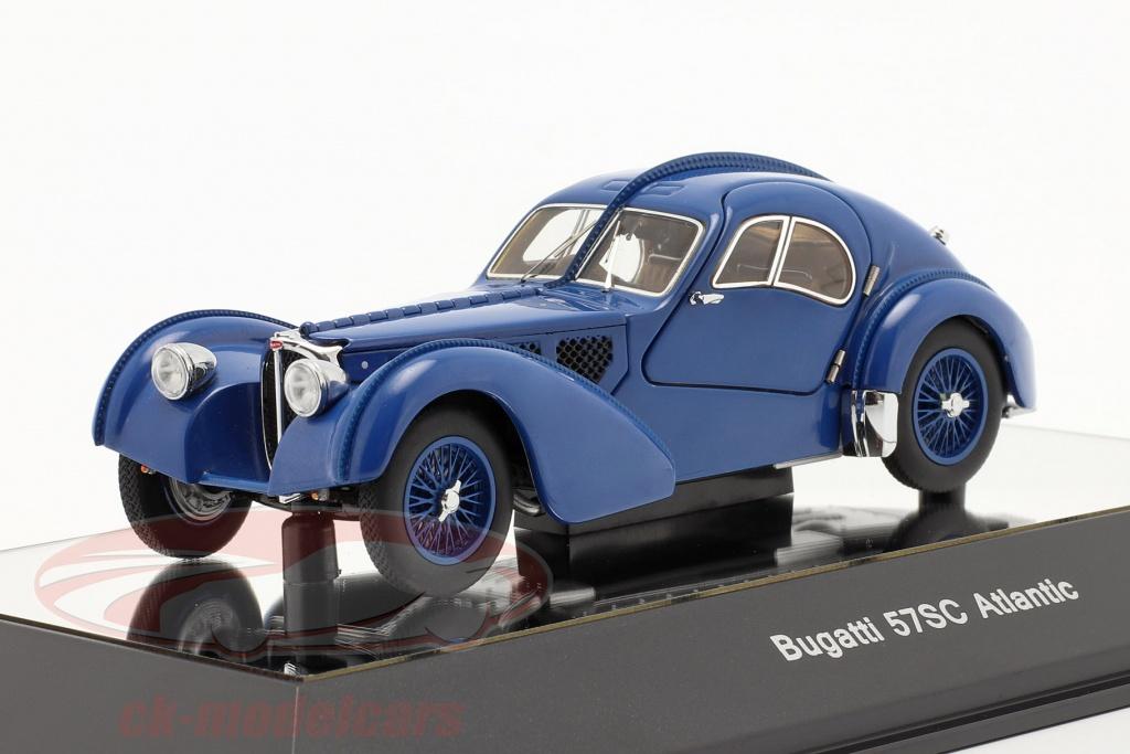 autoart-1-43-bugatti-type-57sc-atlantic-annee-de-construction-1938-bleu-50947/