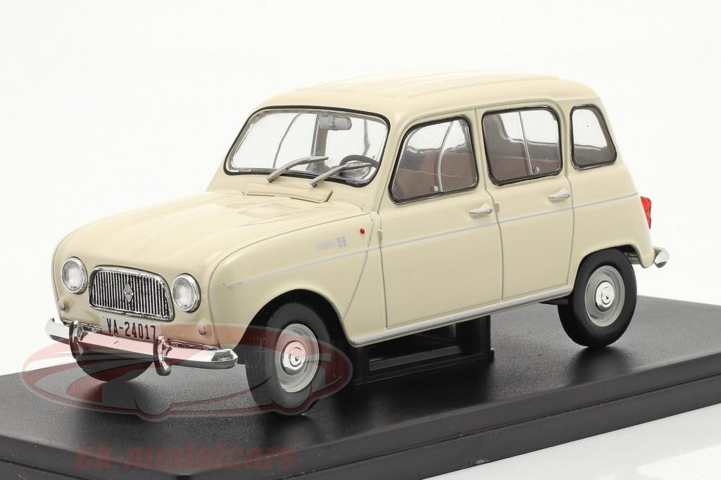 altaya-1-24-renault-4l-year-1964-cream-white-mag24re4/