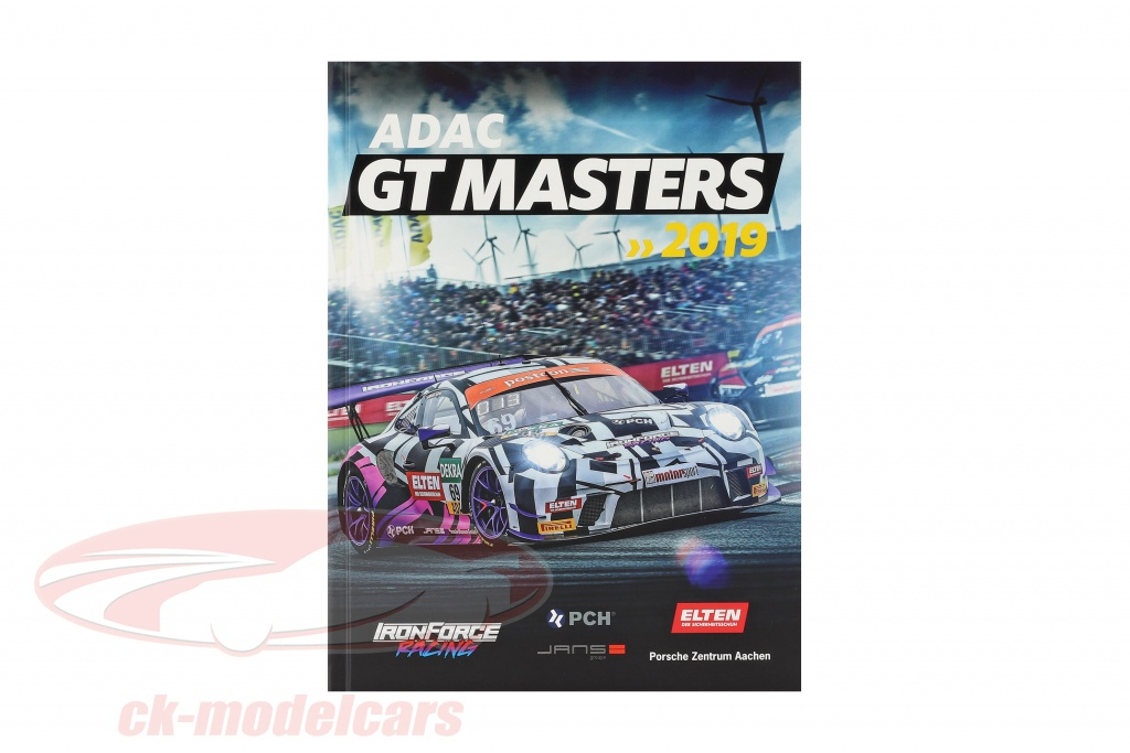 book-adac-gt-masters-2019-iron-force-edition-978-3-948501-01-3/