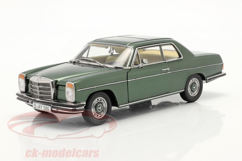 sun-star-models-1-18-mercedes-benz-strich-8-280c-coupe-r-1968-grn-4586/