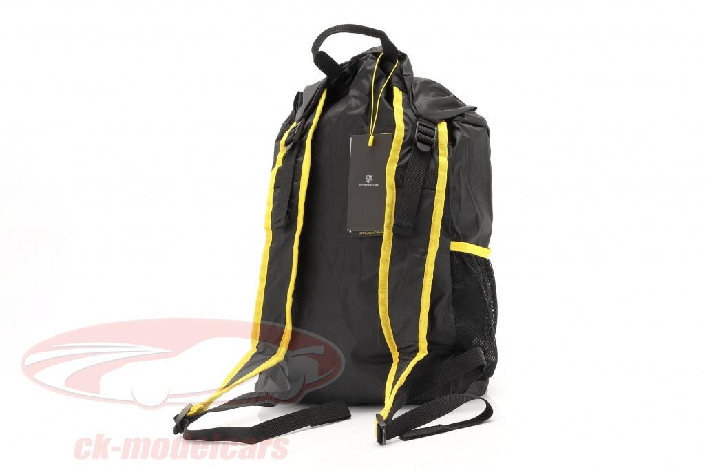 mochila-porsche-718-cayman-gt4-clubsport-preto-amarelo-wap0353400lcls/