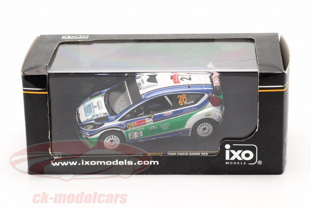 ixo-1-43-ford-fiesta-s2000-no28-xpons-aharo-vinder-s-wrc-mexico-samle-2010-2-valg-ck67092-2-wahl/