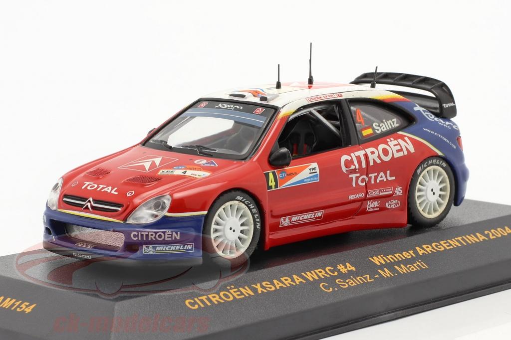 ixo-1-43-citroen-xsara-wrc-no4-winner-rally-argentina-2004-ram154/