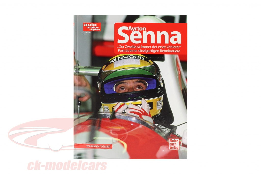 book-ayrton-senna-the-second-is-always-the-first-looser-978-3-613-03691-8/