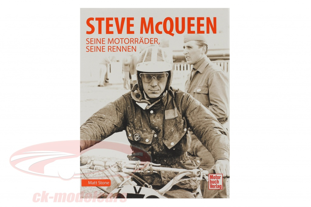 livre-steve-mcqueen-ses-motocyclettes-ses-les-courses-978-3-613-04329-9/