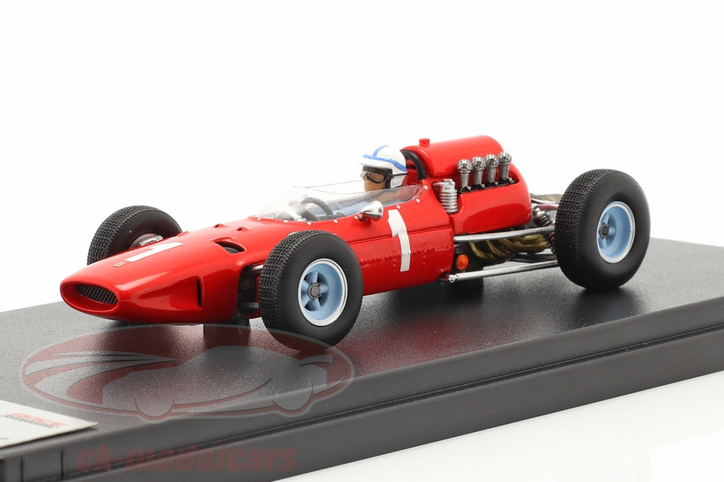 looksmart-1-43-john-surtees-ferrari-158-no1-belgian-gp-formula-1-1965-lsrc069/