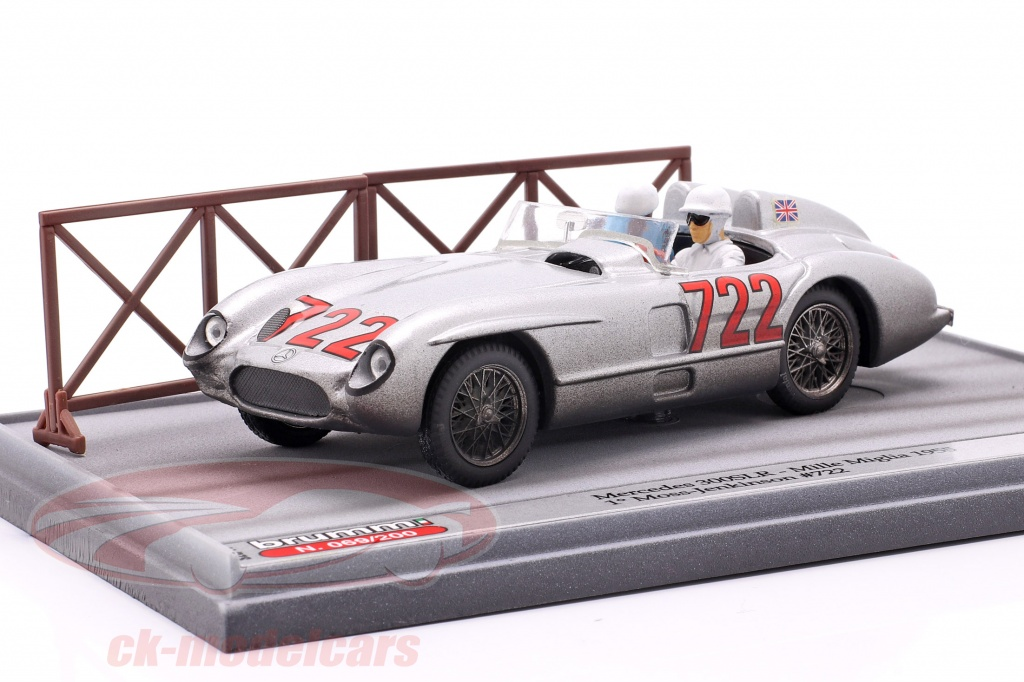 brumm-1-43-mercedes-benz-300-slr-no722-vinder-mille-miglia-1955-moss-jenkinson-s20-17/