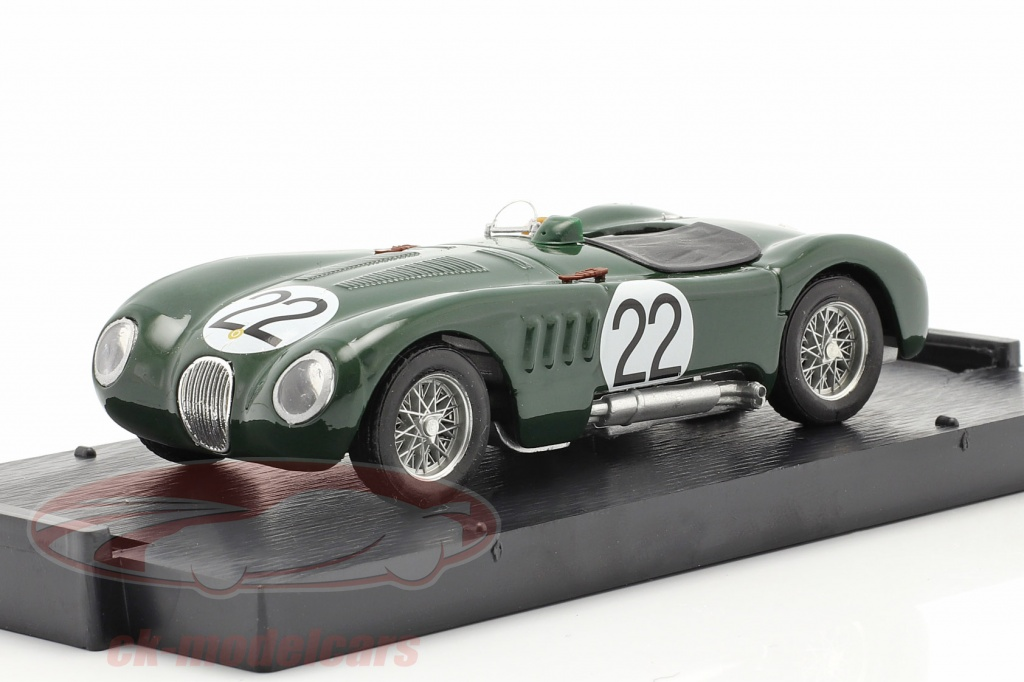 brumm-1-43-jaguar-c-type-no22-24h-lemans-1951-moss-fairman-r356b/