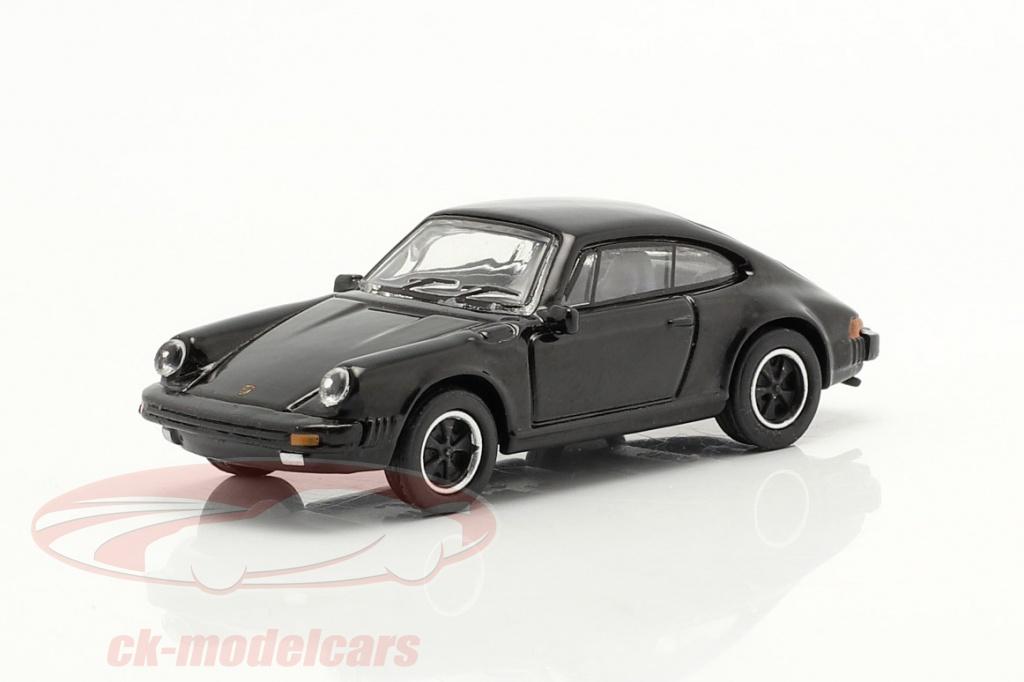 schuco-1-87-porsche-911-carrera-32-coupe-zwart-452656300/