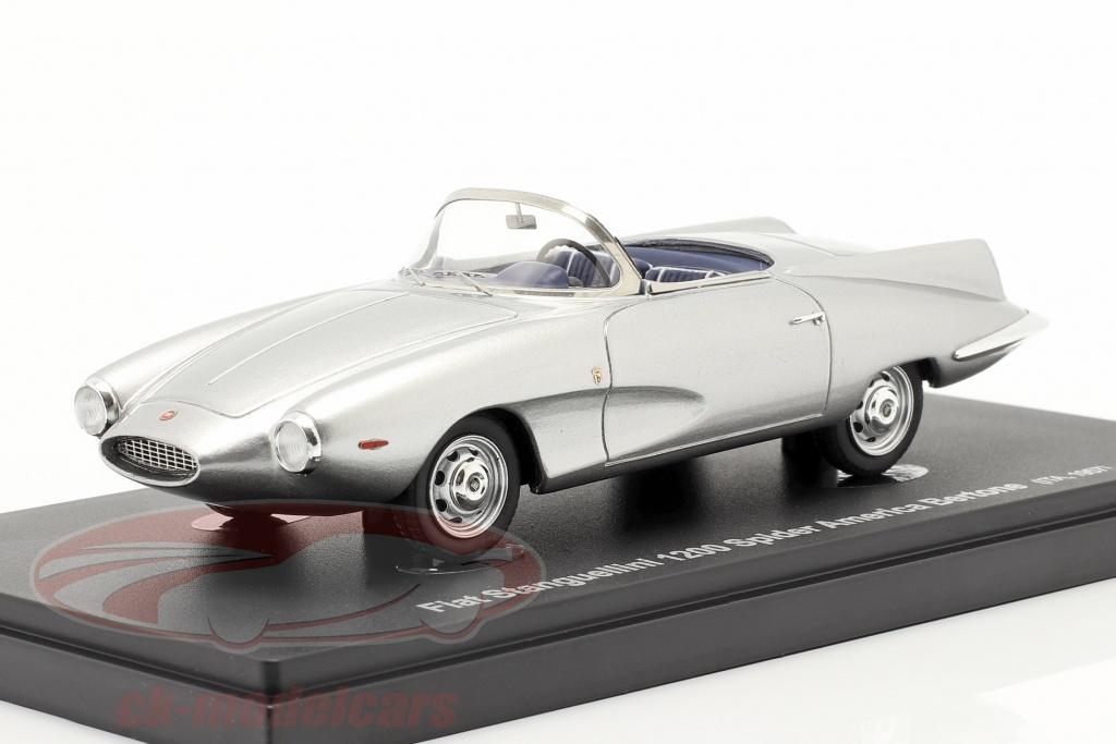 autocult-1-43-fiat-stanguellini-1200-spider-america-bertone-anno-di-costruzione-1957-argento-60053/