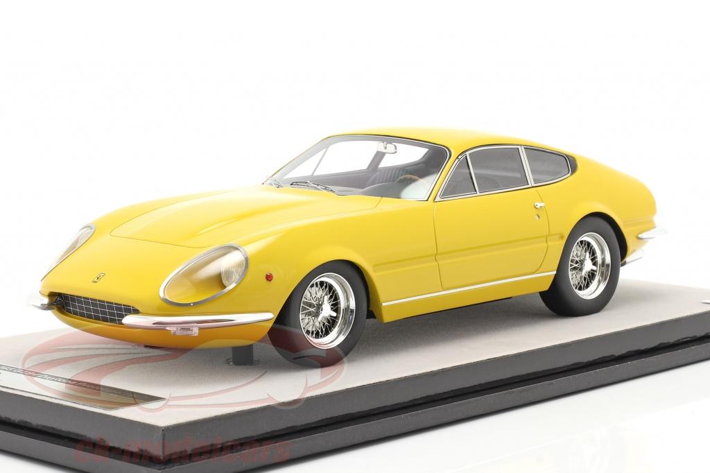 tecnomodel-1-18-ferrari-365-gtb-4-daytona-prototipo-1967-modena-giallo-tm18-128c/