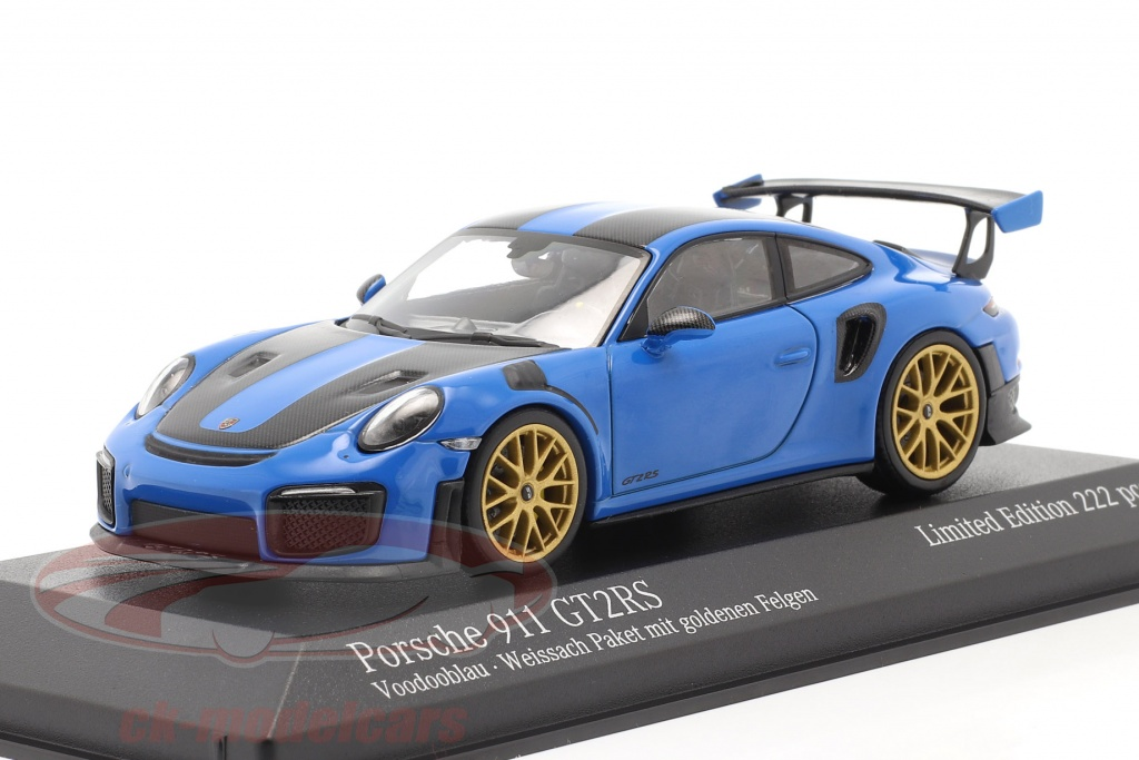 minichamps-1-43-porsche-911-991-ii-gt2-rs-weissach-package-2018-bleu-vaudou-dno39or-jantes-413067233/