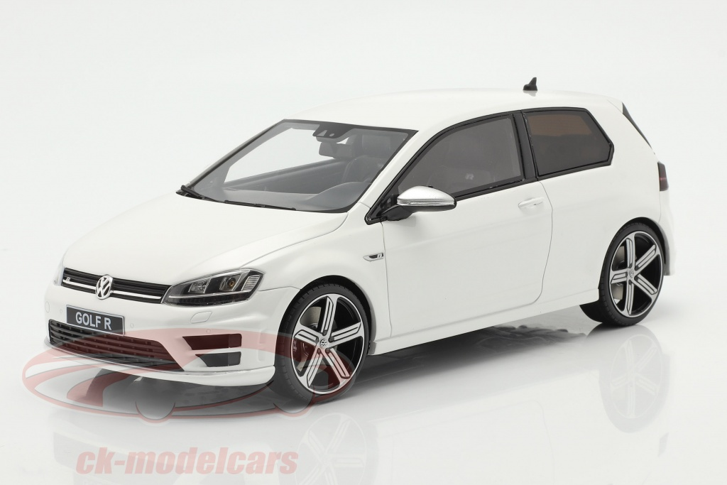 ottomobile-1-18-volkswagen-vw-golf-vii-r-bouwjaar-2014-wit-ot883/