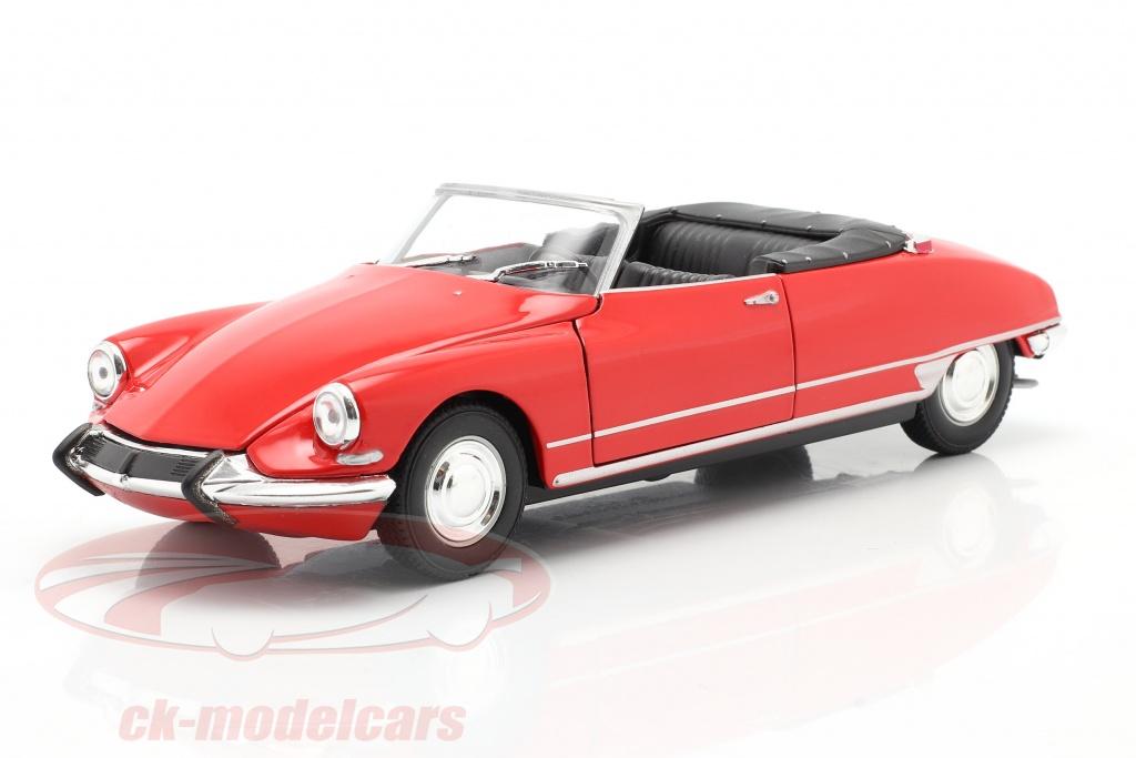 welly-1-24-citroen-ds-19-open-convertible-red-22506cr/