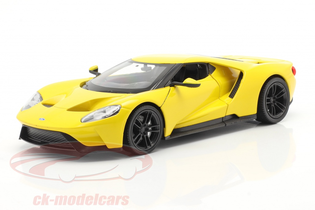 welly-1-24-ford-gt-year-2017-yellow-24082w/