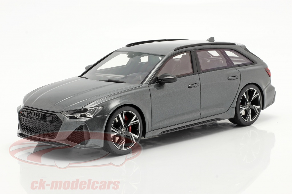 true-scale-1-18-audi-rs-6-avant-c8-carbon-black-edition-2020-daytona-grau-ts0316/