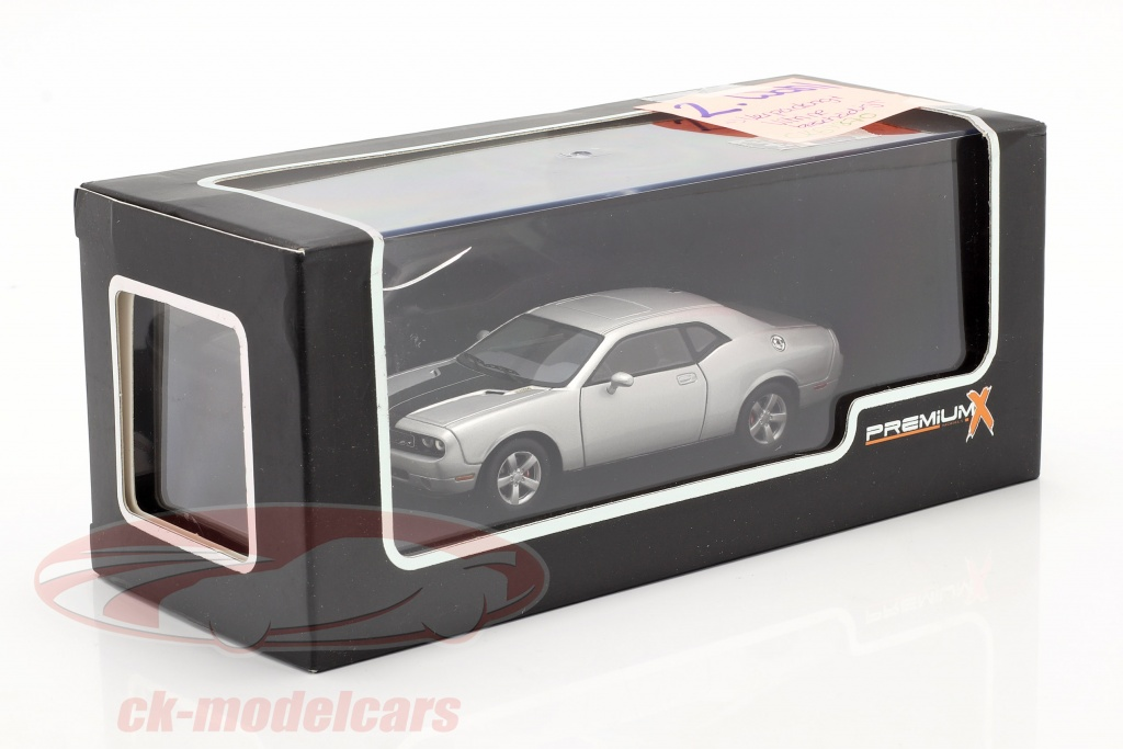 premium-x-1-43-dodge-challenger-srt8-anno-2009-argento-nero-2-scelta-ck67870-2-wahl/