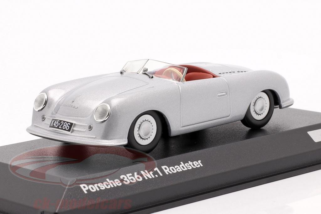 minichamps-1-43-porsche-356-nr1-roadster-1948-70e-anniversaire-argent-wap0207900k/