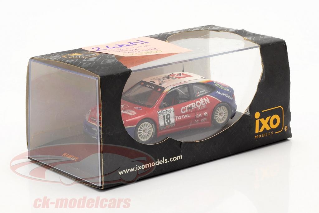 ixo-1-43-citroen-xsara-wrc-no18-winnaar-duitsland-rally-2003-loeb-elena-2-keuze-ck67850-2-wahl/